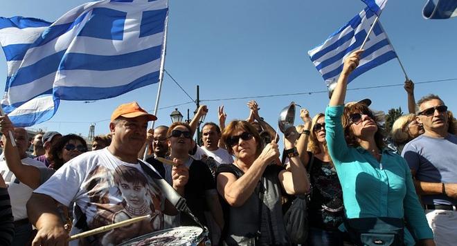 наглите гърци