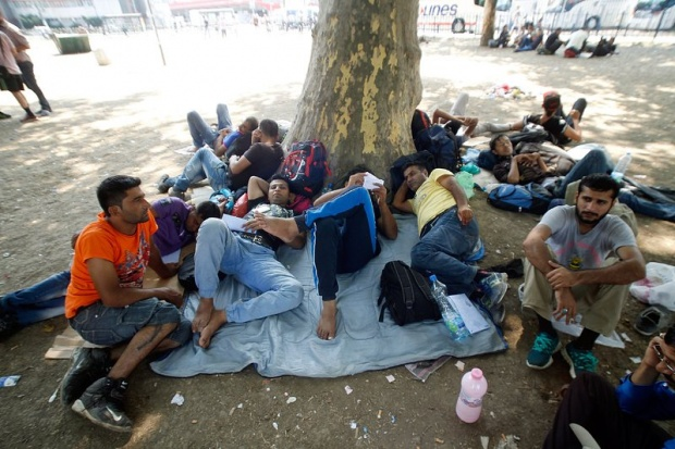 бежанци гърция
