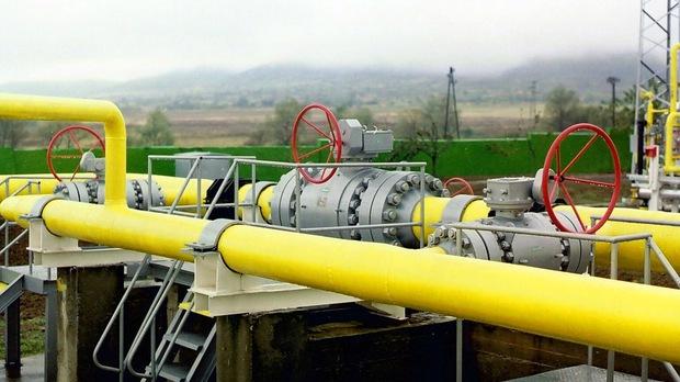 газова връзка