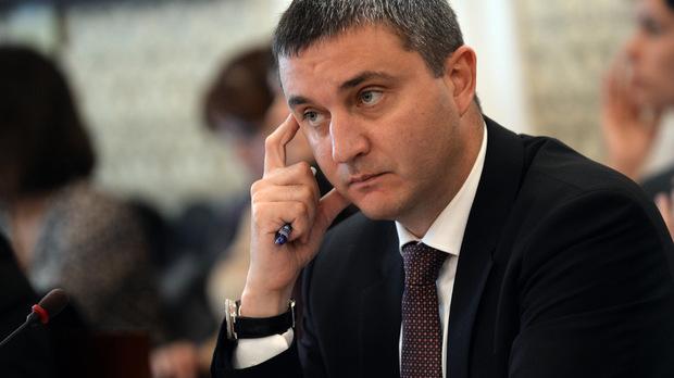 горанов министър на финансите