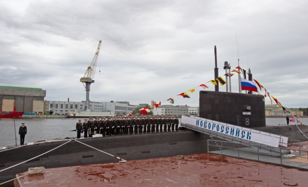 подводница русия