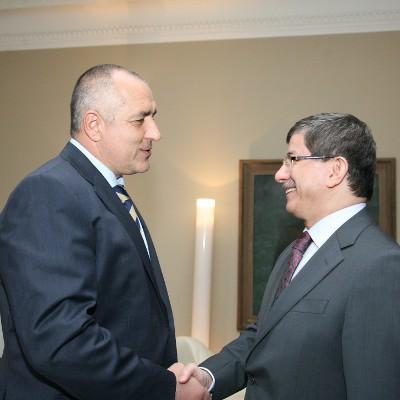 Борисов и Давутоглу