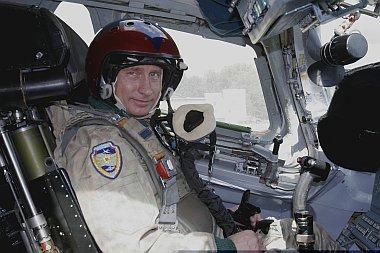 Ту-160 Путин 2