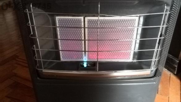 газова печка