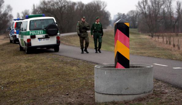 германия граница 2