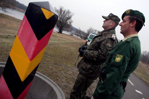 германия граница