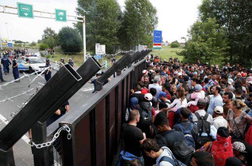 граница сърбия-унгария