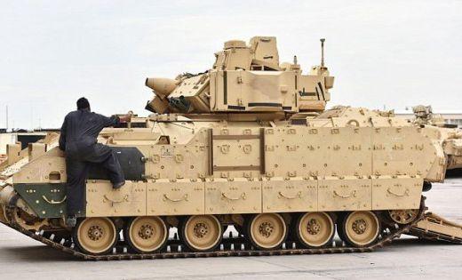 танк сащ 1
