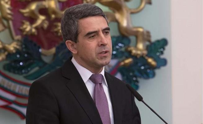 Президентът Плевнелиев