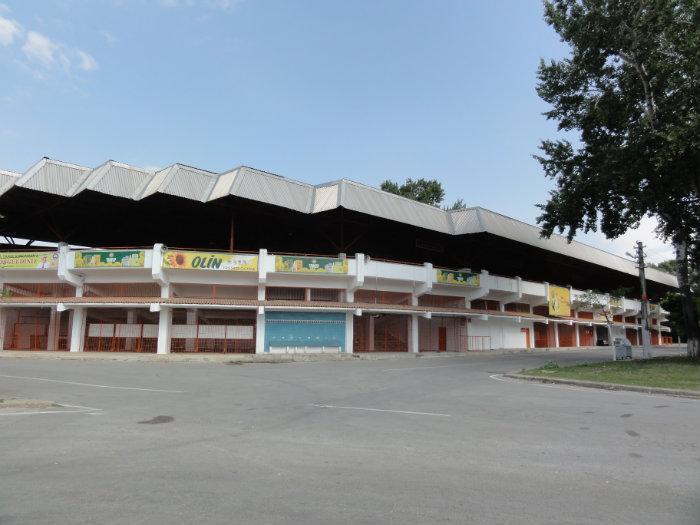 арена за мазни борби одрин