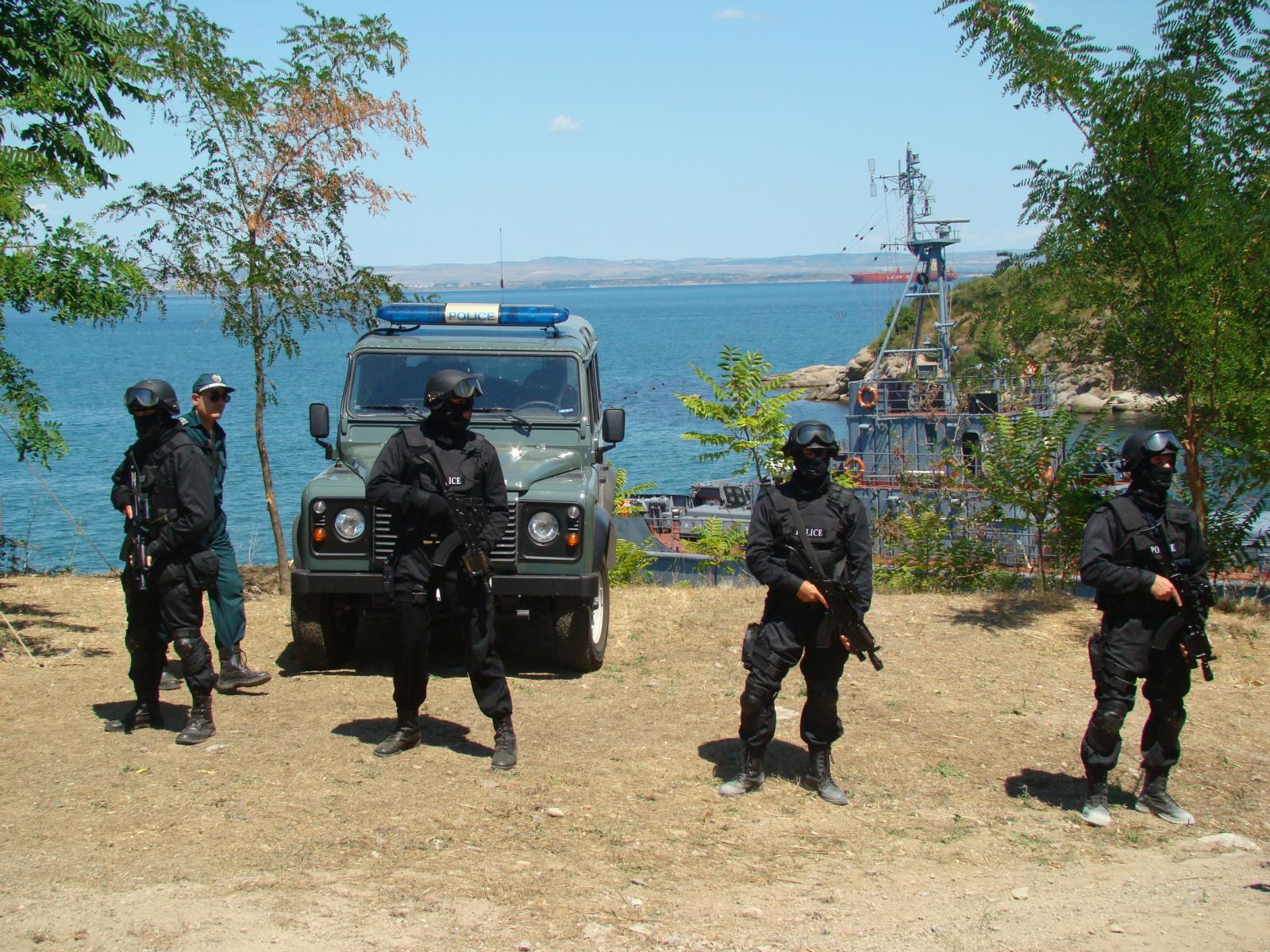 гранична полиция 2
