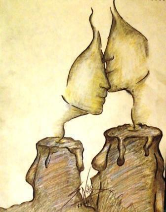 любовта и раздялата