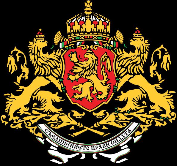 първия български герб