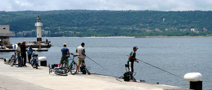 рибари варна