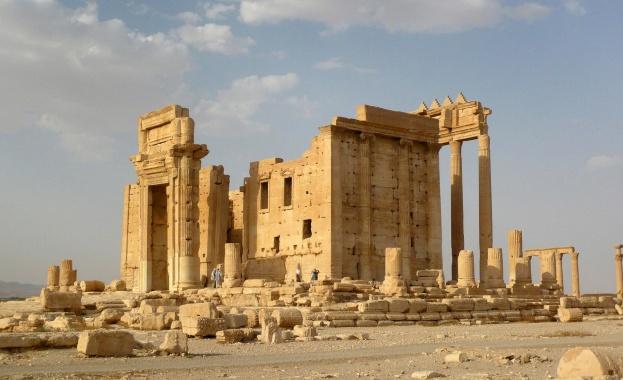 храм Палмира 1