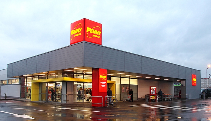 penny market REWE Group
