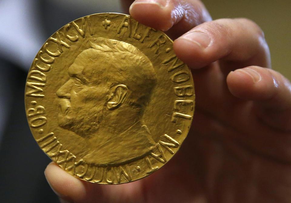 Нобеловата награда за мир