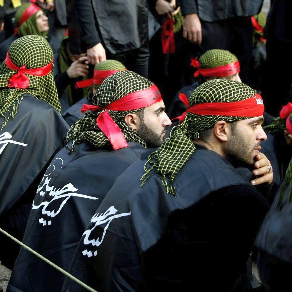 ирански войници