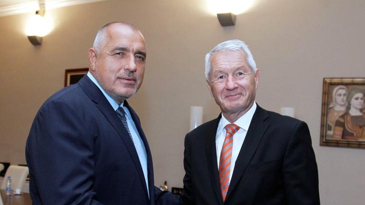 Ягланд Борисов
