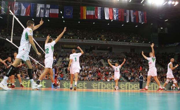 волейбол българия-чехия