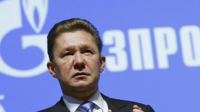 Алексей Милер Газпром