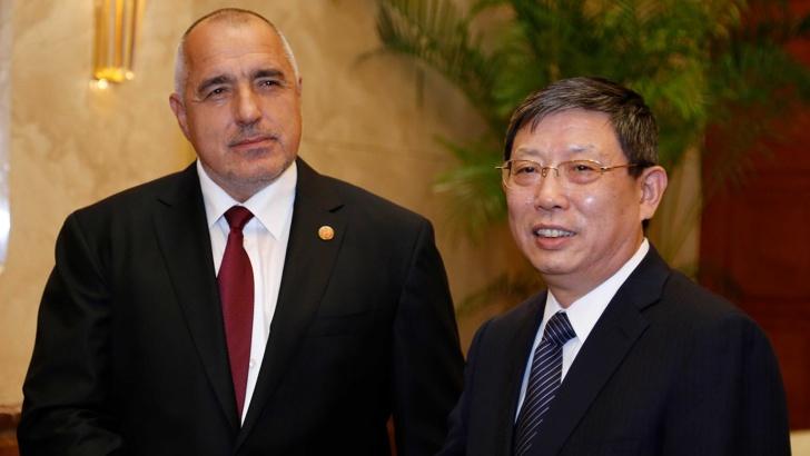 България - Китай 1