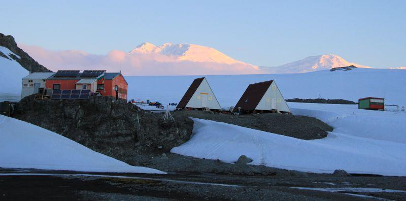 Българската антарктическа база