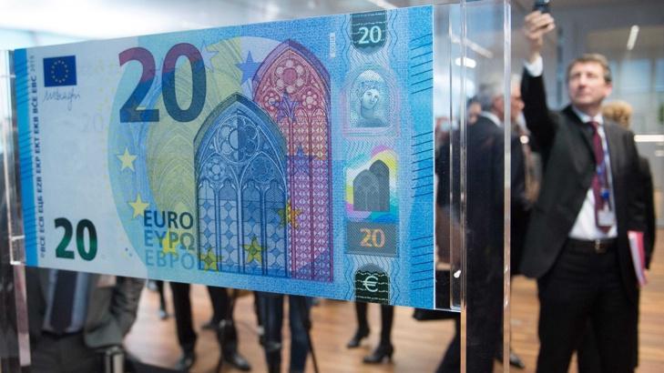 банкнота 20 Евро