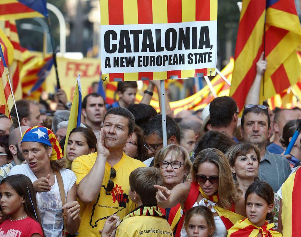 каталуния независимост