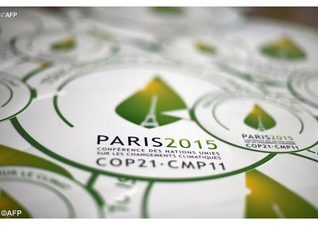 конференция екология париж 2015 - 1