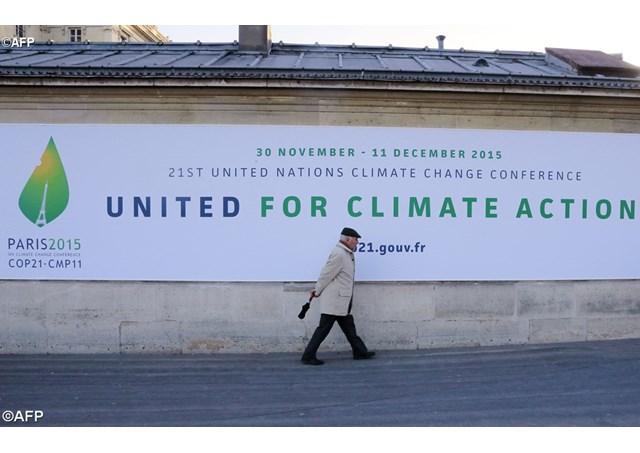 конференция екология париж 2015 - 2