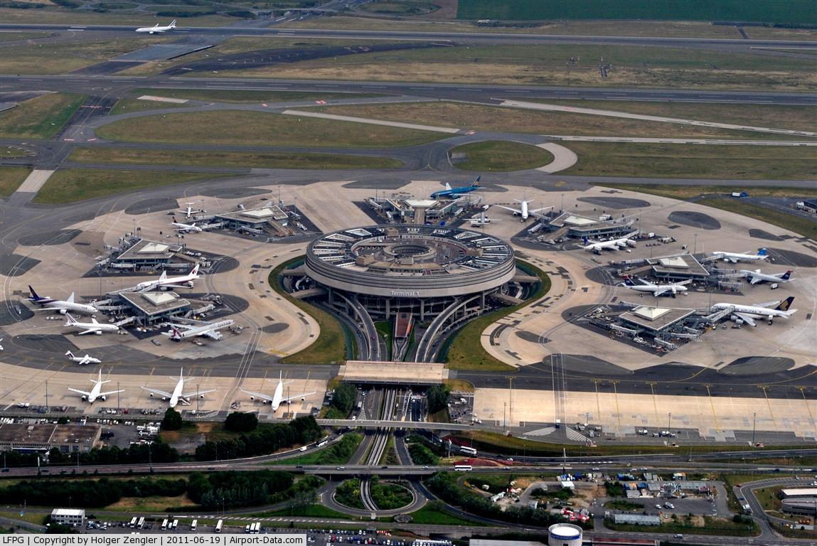 летище шарл дьо гол париж