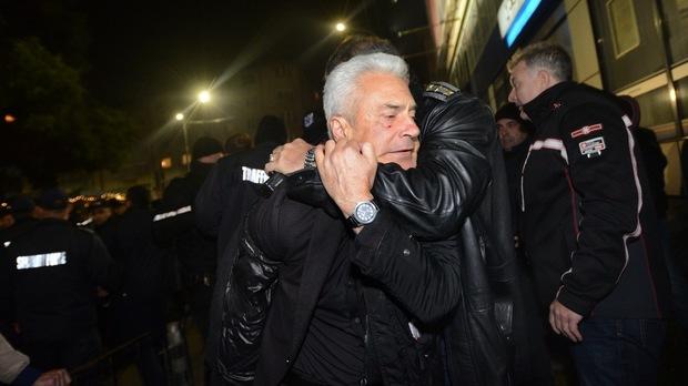сидеров арест