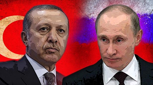 Путин и ердоган 2