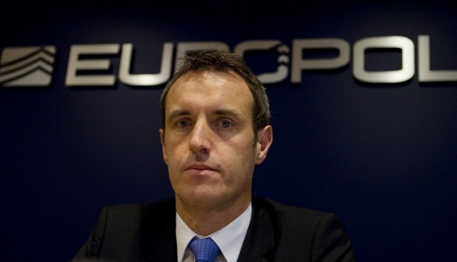 Роб Уейнрайт европол