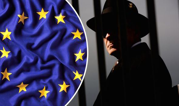 европейско ЦРУ