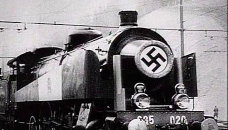 нацистки влак със злато