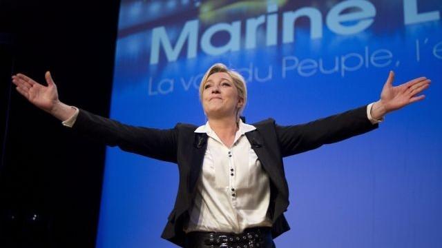 Национален фронт на Марин льо Пен