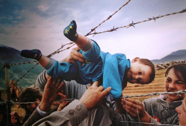 дете бежанец