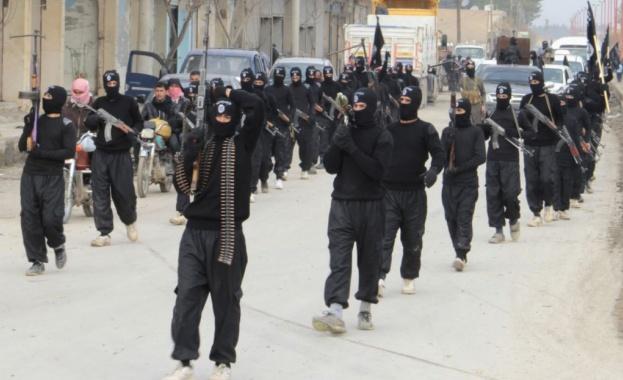 Войници на ИДИЛ