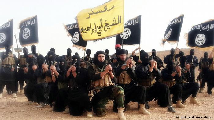 Ислямска държава 1