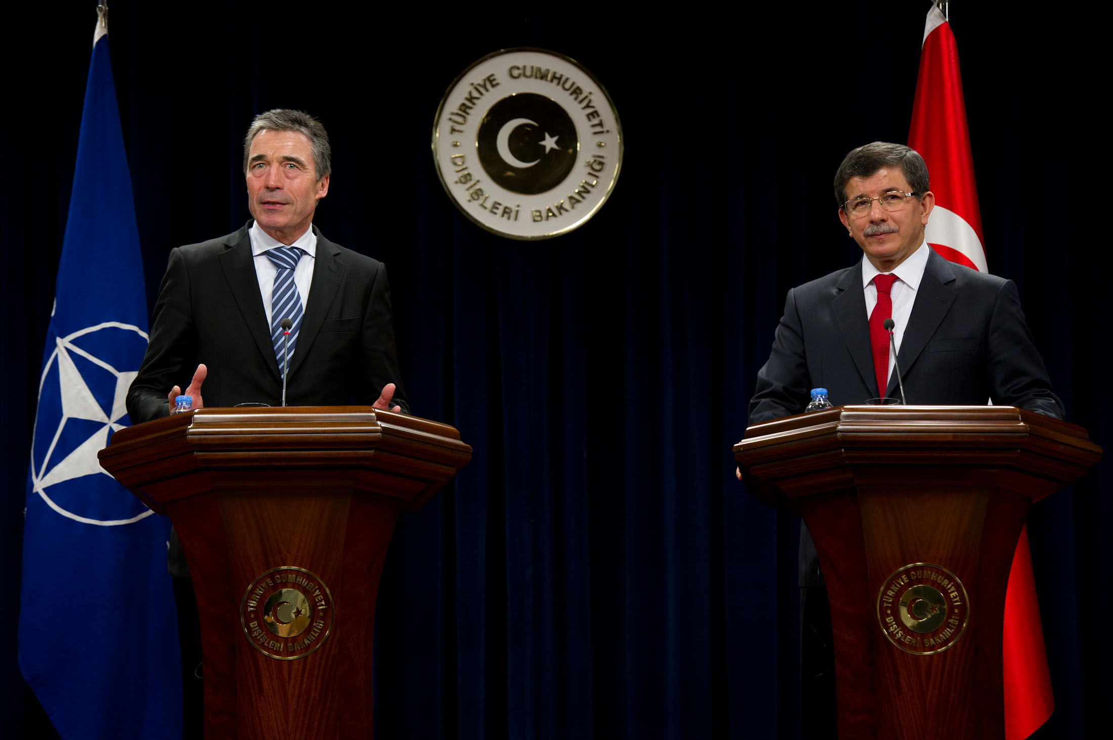NATO Secretary General visits Turkey on the occasion of the 60th anniversary of the accession of Turkey to NATO