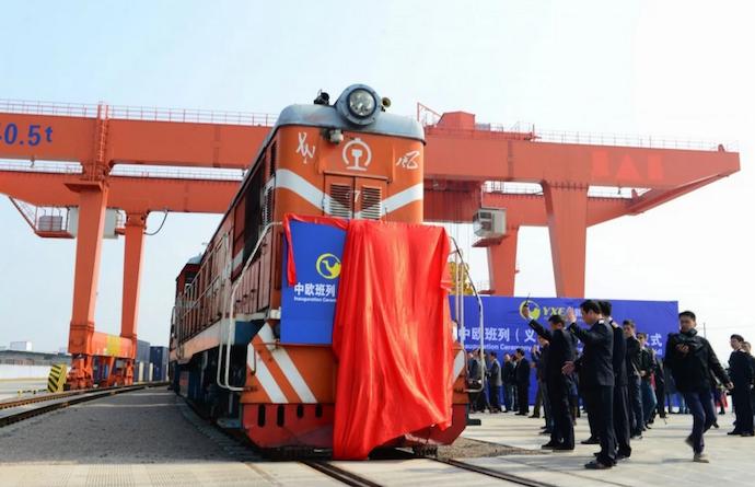 китайски влак 3