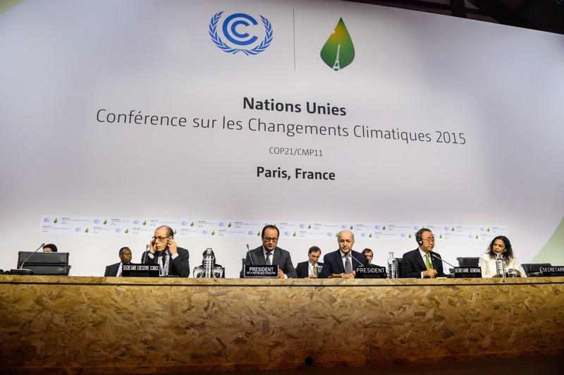 конференция климат 2015