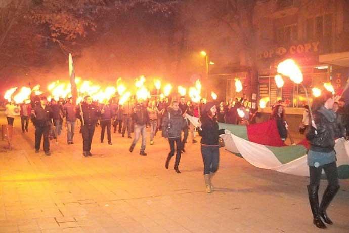 протест срещу Давутоглу 2