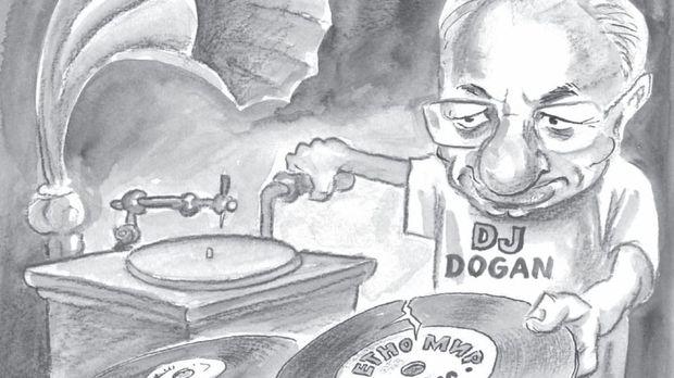 DJ Доган
