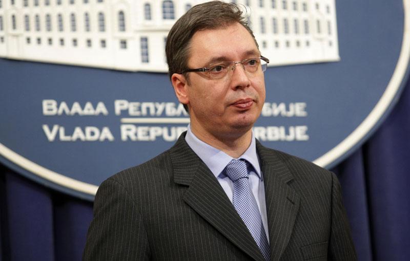 изчезнал сръбският премиер