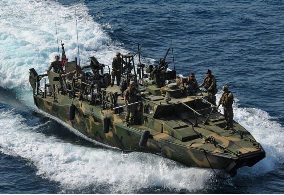 американски военни кораби