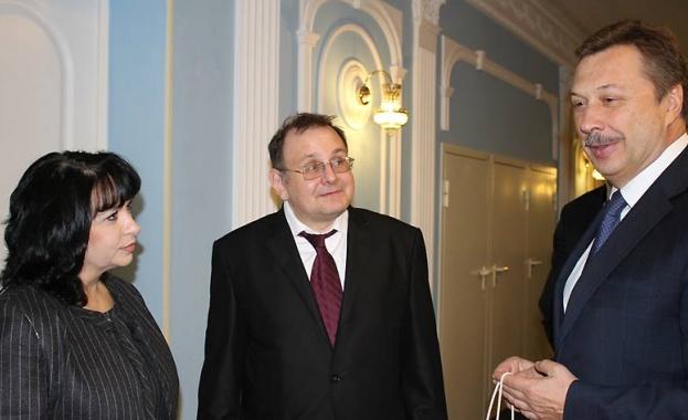 Българо-руската междуправителствена комисия за икономическо и научно-техническо сътрудничество