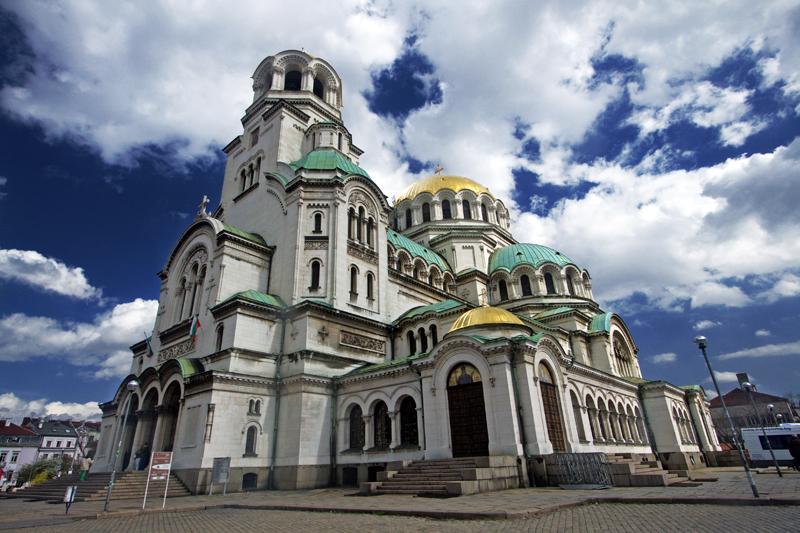 Катедралата в София